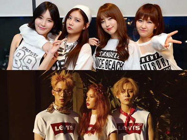 5 Grup K-Pop yang Bubar di Awal Karir karena Skandal