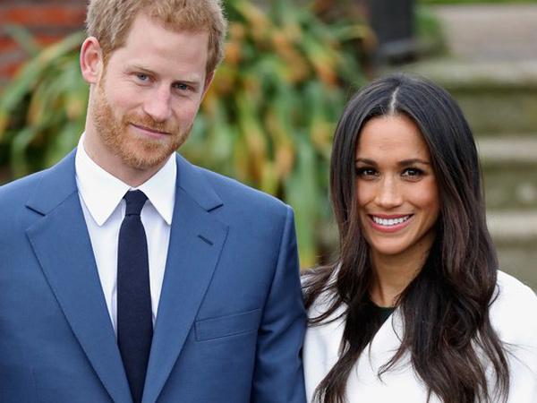Istana Kensington Ungkap Rencana Pernikahan Meghan Markle dan Pangeran Harry