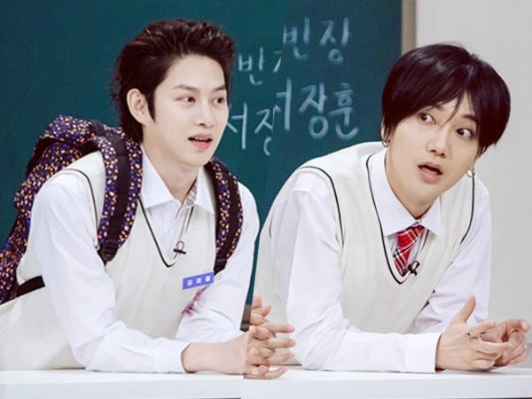 Terbongkar Kisah Perkelahian Tak Terduga Heechul dan Yesung Super Junior di 'Knowing Brothers'