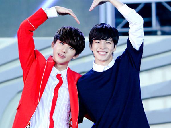 Gongchan B1A4 dan Hongbin VIXX Siap Pamer Persahabatan di 'Celebrity Bromance' Selanjutnya!