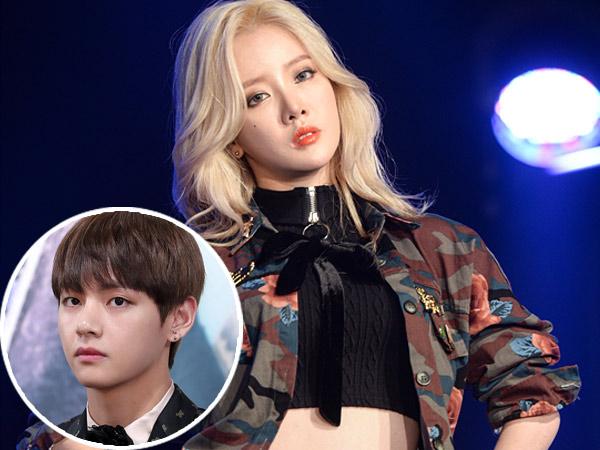 Member Girl Group Ini Kena Kritikan Netizen Gara-Gara Komentarnya Soal V BTS
