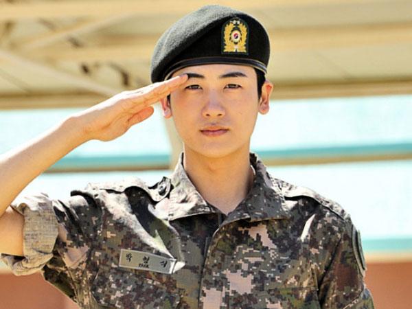 Hyungsik ZE:A Akan Tinggalkan MBC 'Real Men' ?
