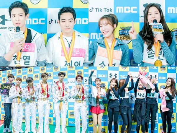 Inilah Daftar Lengkap Pemenang 'Idol Star Athletics Championships 2018' Edisi Tahun Baru Lunar