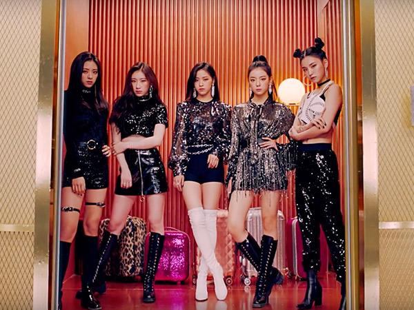 Monster Rookie, ITZY Pecahkan Rekor Baru Jadi MV Debut Paling Banyak Ditonton