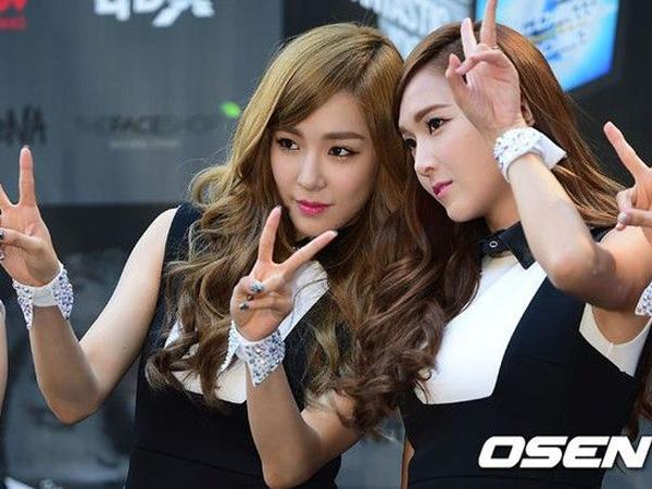 Jessica Jung Juga Tunjukkan Dukungan untuk Debut Solo Tiffany SNSD