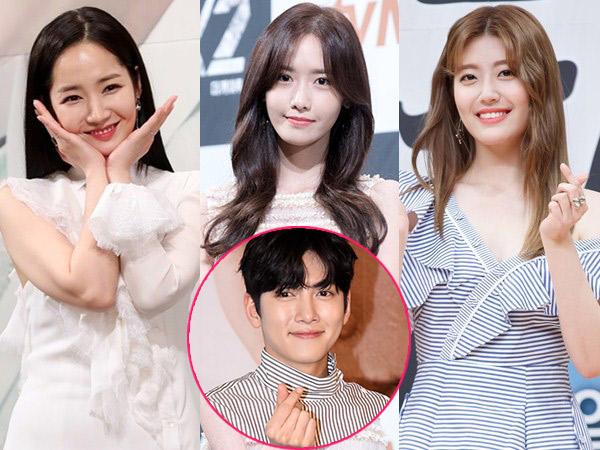 Kompak, Sederet Aktris Cantik Ini Janji Akan Kunjungi Ji Chang Wook Saat Wamil?