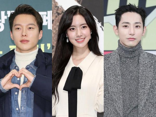 Jin Se Yeon Dikonfirmasi Bintangi Drama Bareng Jang Ki Yong dan Lee Soo Hyuk