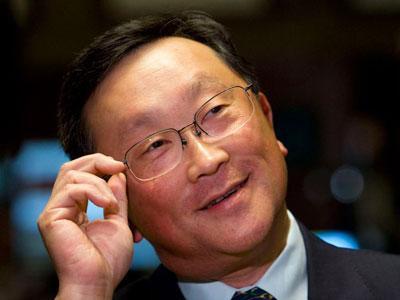 Ganti CEO, Kini BlackBerry Batal Dijual