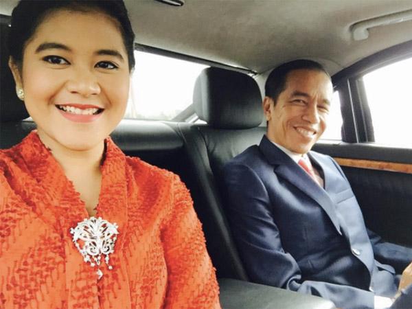 Respon Jokowi Soal Anak Perempuannya 'Pamer' Cincin Setelah Dilamar Kekasih