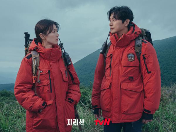 Joo Ji Hoon Puji Sikap Jun Ji Hyun Selama Syuting Drama Jirisan