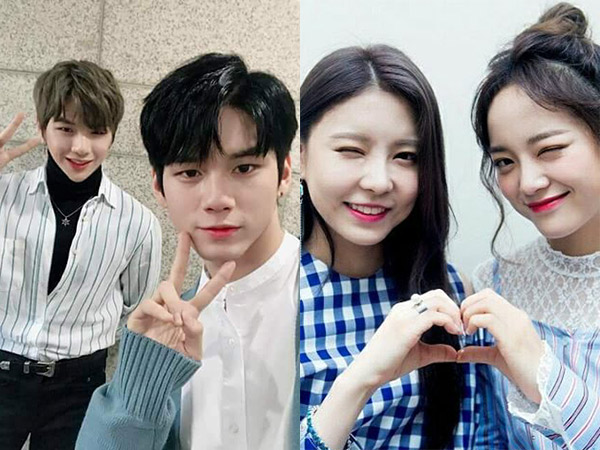 Member Wanna One dan gugudan Siap Buka-bukaan Isi Kulkas di 'Please Take Care of My Refrigerator'