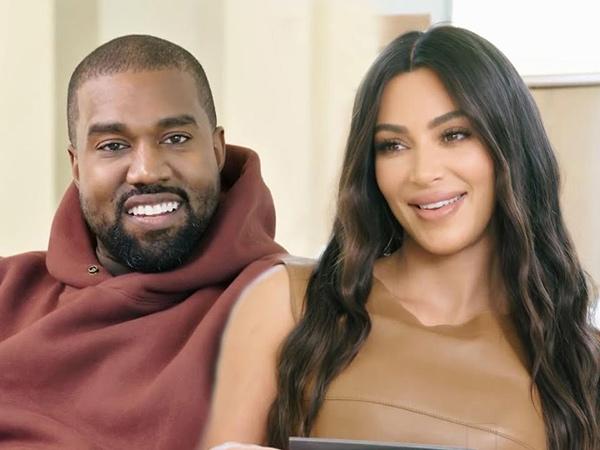 Kanye West Sebut Kim Kardashian Ingin Kurung Dirinya