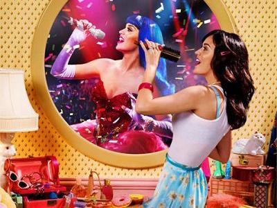 Katy Perry Inspirasikan Para Katy Kats Lewat  Film 'Part of Me'