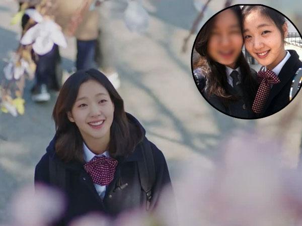 Foto Lama Jadi Perbincangan, Kim Go Eun dan Ji Eun Tak 'Goblin' Ternyata 'Kembar'?