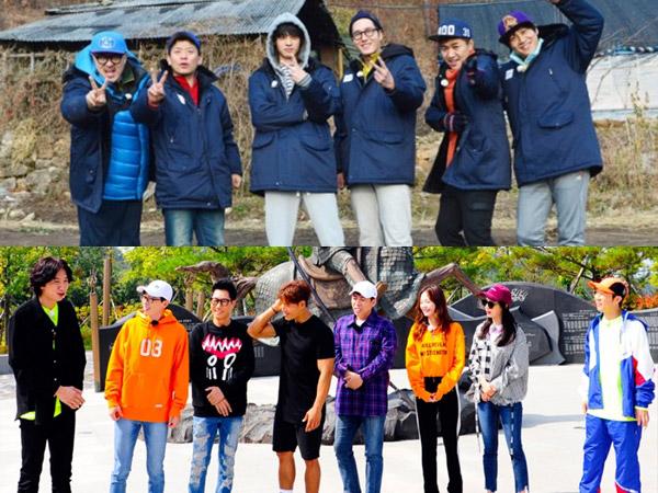 Keluarga '2 Days 1 Night' dan 'Running Man' Kompak Melawat ke Rumah Duka Kim Joo Hyuk