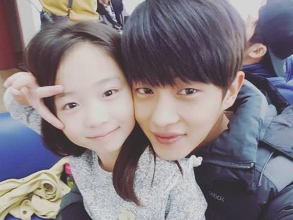 Kemesraannya Bikin Gemas, Kim Min Suk Ceritakan Dibalik Kedekatannya dengan Aktris Ini!