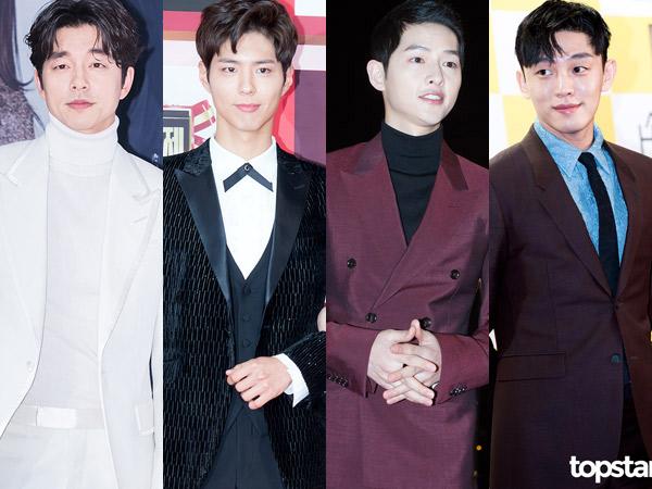 Populer di Luar Korea, Media Tiongkok Nobatkan 4 Aktor Tampan Ini Sebagai 'King of Hallyu'