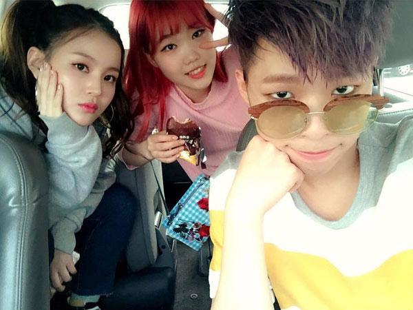 Suhyun dan Lee Hi Bagikan Momen Terakhir Sebelum Chanhyuk AkMu Wajib Militer