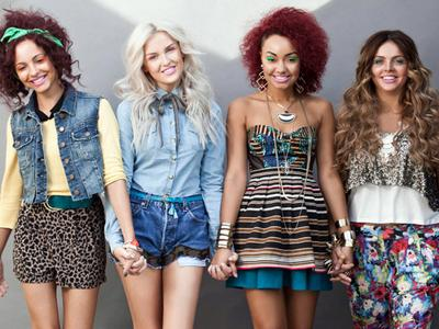 Little Mix Merilis Single Wings
