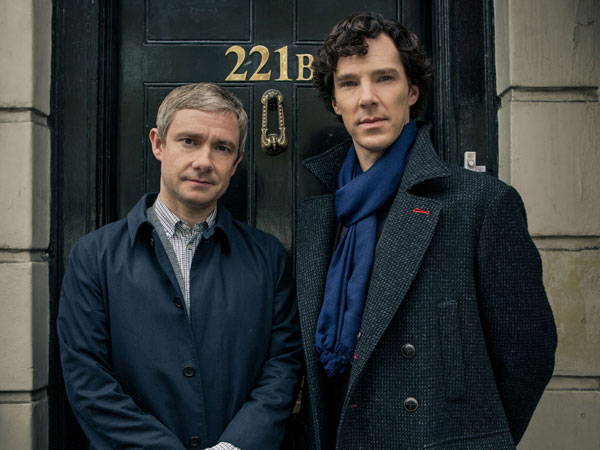 Benedict Cumberbatch Sebut Martin Freeman Payah Karena Bermasalah Dengan Ekspektasi?