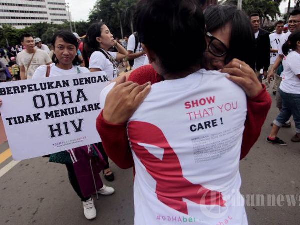 Digunakan Banyak Orang, Alat Transportasi Jadi Fokus Pemerintah untuk Promosikan Pencegahan AIDS