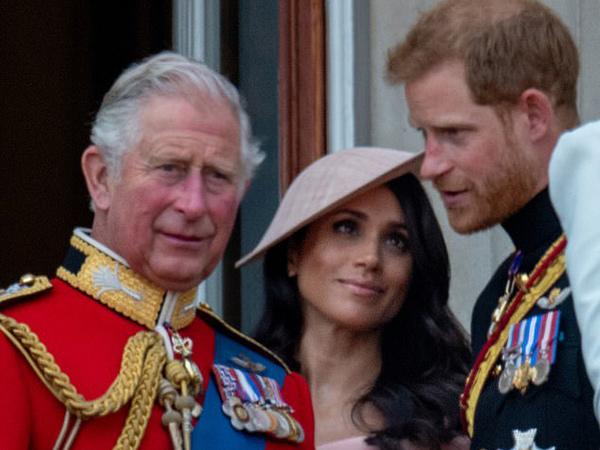 Pangeran Charles Bayari Uang Keamanan Harry-Meghan di Amerika?
