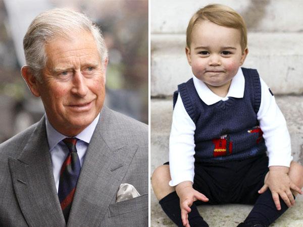 Pangeran Charles Hadiahkan Rumah Pohon Untuk Pangeran George