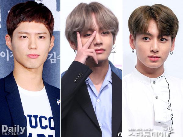 Diminta Pilih Park Bo Gum atau Jungkook, Apa Jawaban V BTS?
