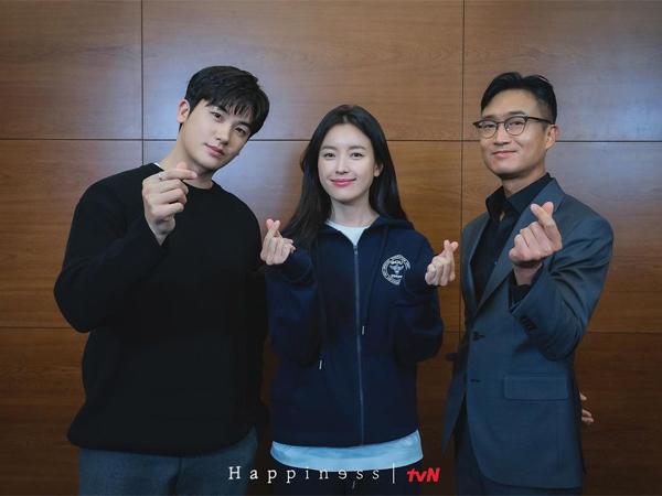Park Hyung Sik, Han Hyo Joo, dan Jo Woo Jin Bicara Soal Karakternya di Drama 'Happiness'