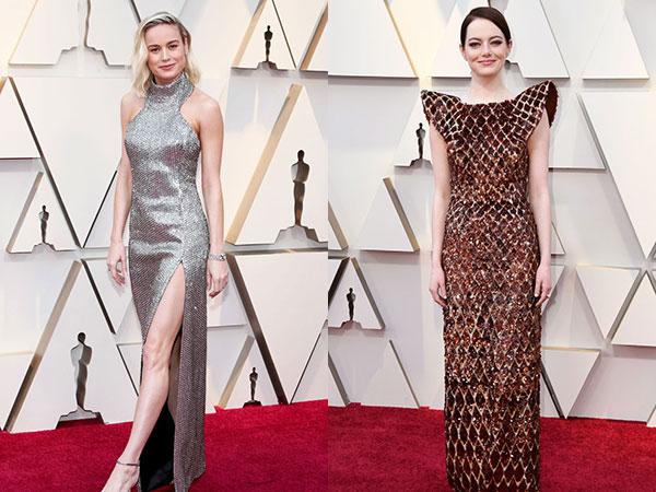 Inilah Selebriti Hollywood Berbusana Terbaik di Red Carpet #Oscars 2019 (Part 1)