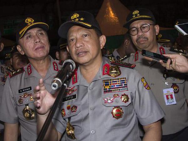 Terungkap Peran Penting Tiga Teman Pengebom Kampung Melayu