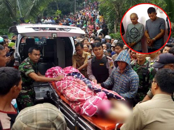 Inikah Motif Sebenarnya Pelaku Sadis Membunuh Pasutri yang Dibungkus Bed Cover?