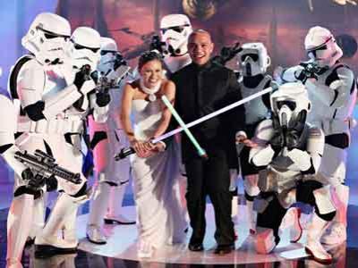Skotlandia Segera Resmikan Pernikahan Gaya Star Wars