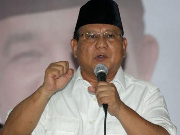 Prabowo Akui Tak Tahu Masalah Pengesahan '2019ProbowoPresi Den' yang Dianggap Miliki Siasat Nakal