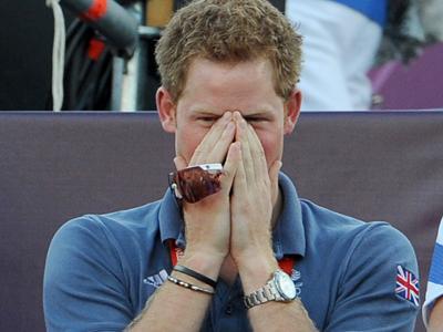 Malu, Pangeran Harry Tutup Akun Facebook