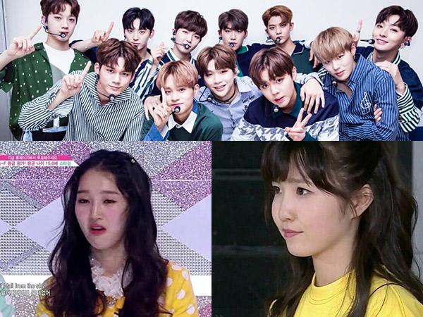 Bak Adik-Kakak, Kontestan 'Produce 48' Ini Ramai Disebut Mirip Member Wanna One dan NCT