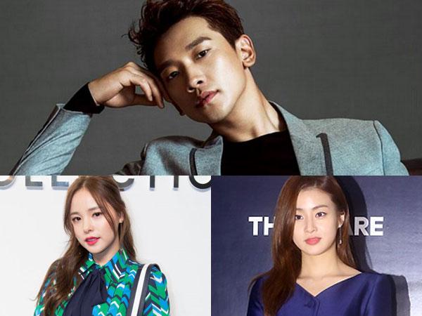 Comeback Akting Pasca Menikah, Rain dan 3 Aktris Ini Siap Bintangi Film Biografi 'Uhm Bok Dong'