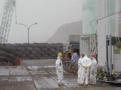 Hadapi Bencana Nuklir, Jepang Bangun Tembok Es