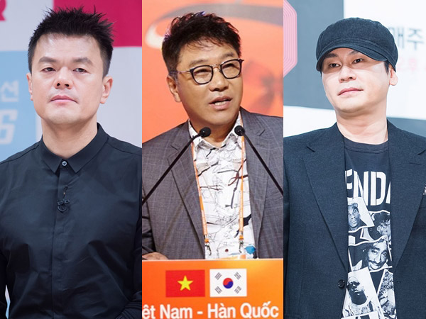 Nilai Saham SM dan JYP Naik Selama 2017, Bagaimana dengan YG Entertainment?
