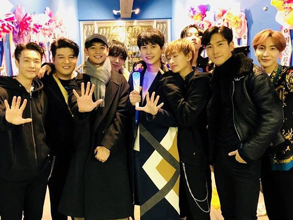 Kompaknya Keluarga SMTOWN Ramaikan Konser Super Junior 'Super Show 7'!