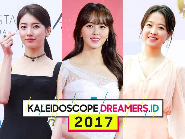 Suguhkan Akting Menawan, Inilah TOP 5 Aktris Korea Terbaik 2017 versi Dreamers.id!
