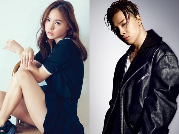 Bos YG dan JYP Saling Berunding Sebelum Konfirmasi Taeyang dan Min Hyo Rin Pacaran?
