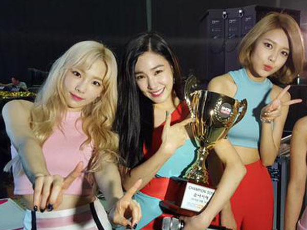 Susul Tiffany dan Sooyoung, Taeyeon SNSD Ikut Buat Akun Snapchat