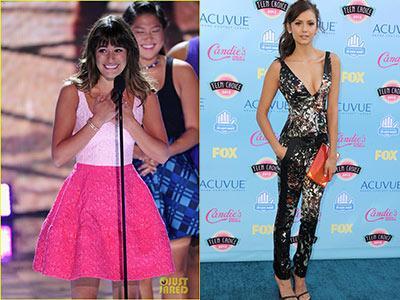Inilah 5 Gaya Terbaik di Teen Choice Awards 2013!