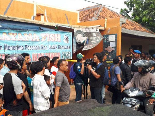 Polisi Temukan Bendera ISIS, Ini Identitas Terduga Teroris yang Digerebek di Tangerang