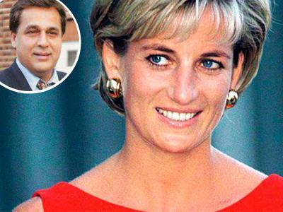 Pria Cinta Sejati Mendiang Putri Diana Akhirnya Terungkap