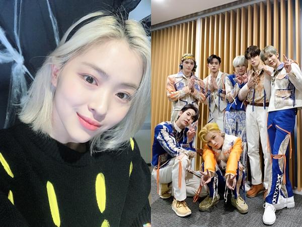 Ryujin ITZY Bagikan Video Cover Dance NCT U 'Make A Wish'