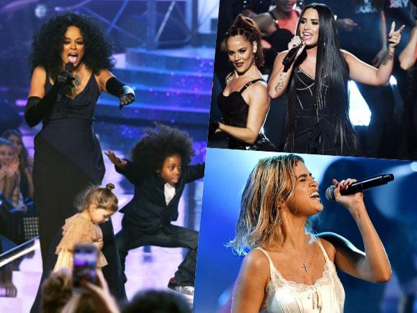 Tengok 8 Momen Penting di American Music Awards 2017!