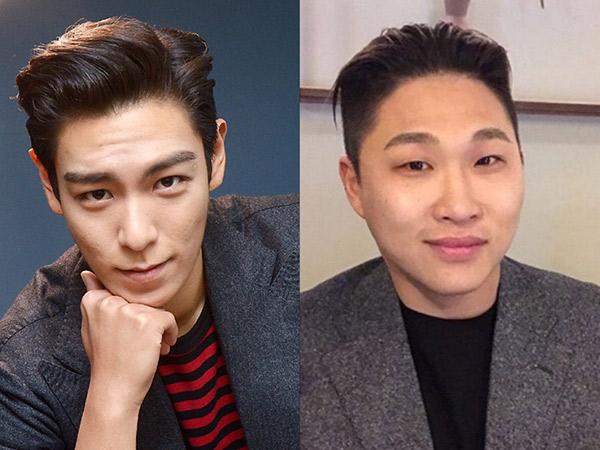 Rapper Swings Bela T.O.P BIGBANG yang Dikritik karena Edit Fotonya