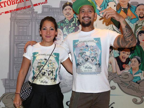 Pengakuan Mieke Amalia dan Tora Sudiro Soal Kepemilikan Pil Dumolid